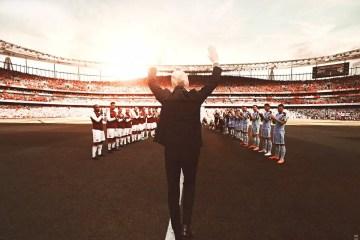 Haie d'honneur pour Wenger pour son dernier match à l'Emirates