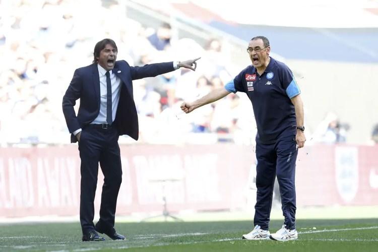 De Conte à Sarri, changement radical à venir pour les Blues (Photo : Getty Images)