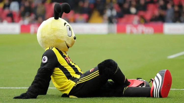 On est censé d'avoir peur... (Photo : Premier League/Getty Images)