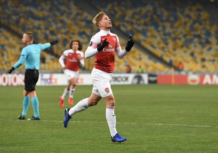 Dans le froid ukrainien... (Photo : UEFA.com)