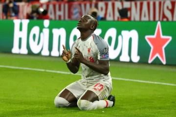 Magic Mané. (Photo : uefa.com)