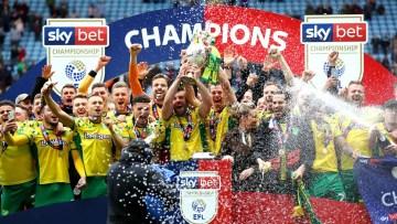 Norwich soulevant son titre de Championship