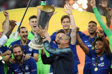 Maurizio Sarri, la tentative avortée d'un changement de style (Photo : Getty Images)