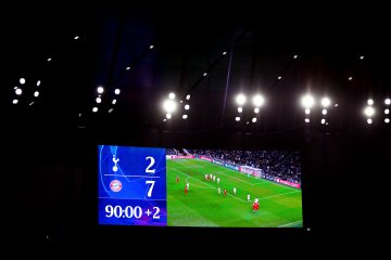 Incroyable. (Photo : UEFA/Getty Images)