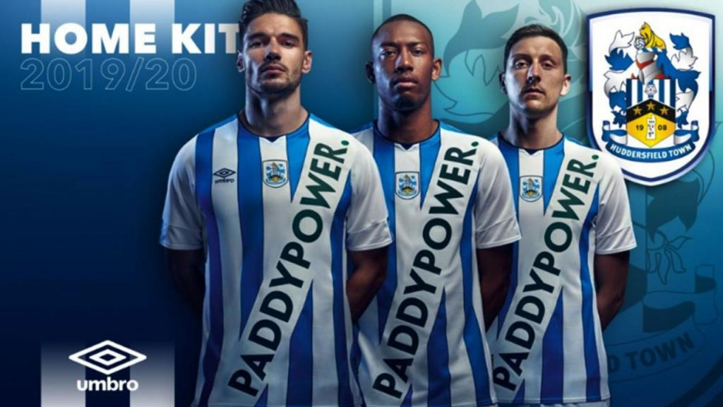 Maillot Paddy Power Huddersfield