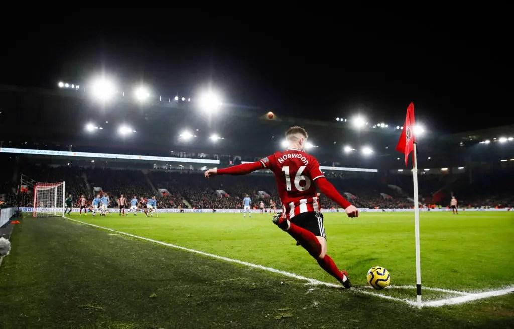 Oliver Norwood, pièce maîtresse du dispositif de Sheffield United (Crédits: IconSport)
