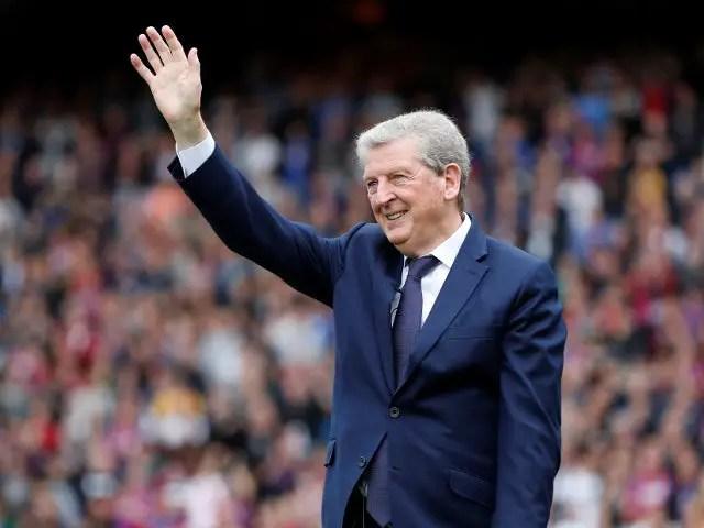 Roy Hodgson au club depuis 2017