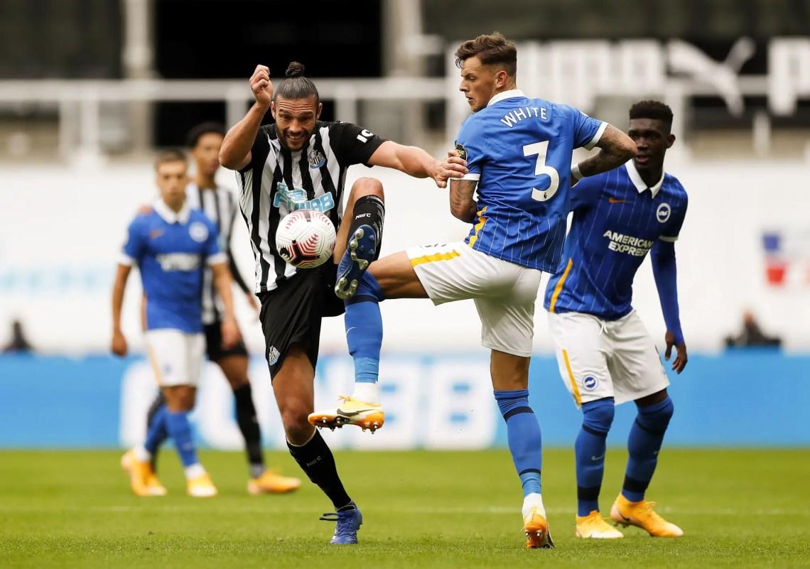 Ben White, joyau défensif de Brighton (Crédit : Pa Images / Icon Sport)