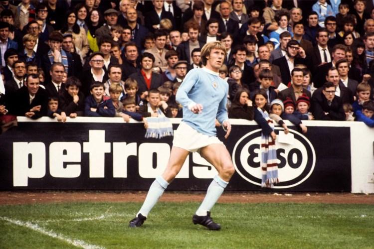 Colin Bell, légende de Manchester City (Crédits : PA Images / Icon Sport)
