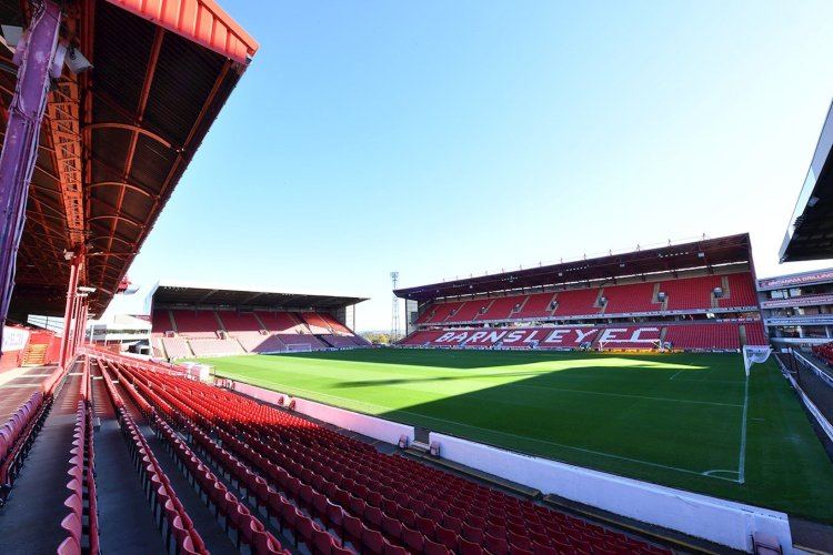 Oakwell Stadium