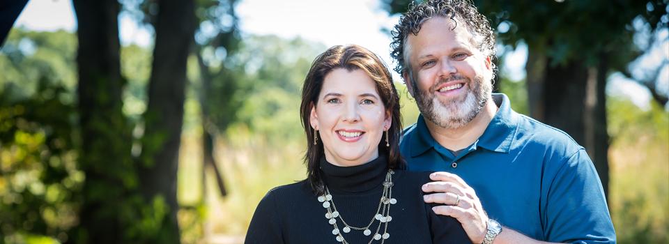 Greg & Sharon Fletcher - Bible teachers, authors and speakers