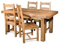 Table and Chairs - The GODS CHILD Project