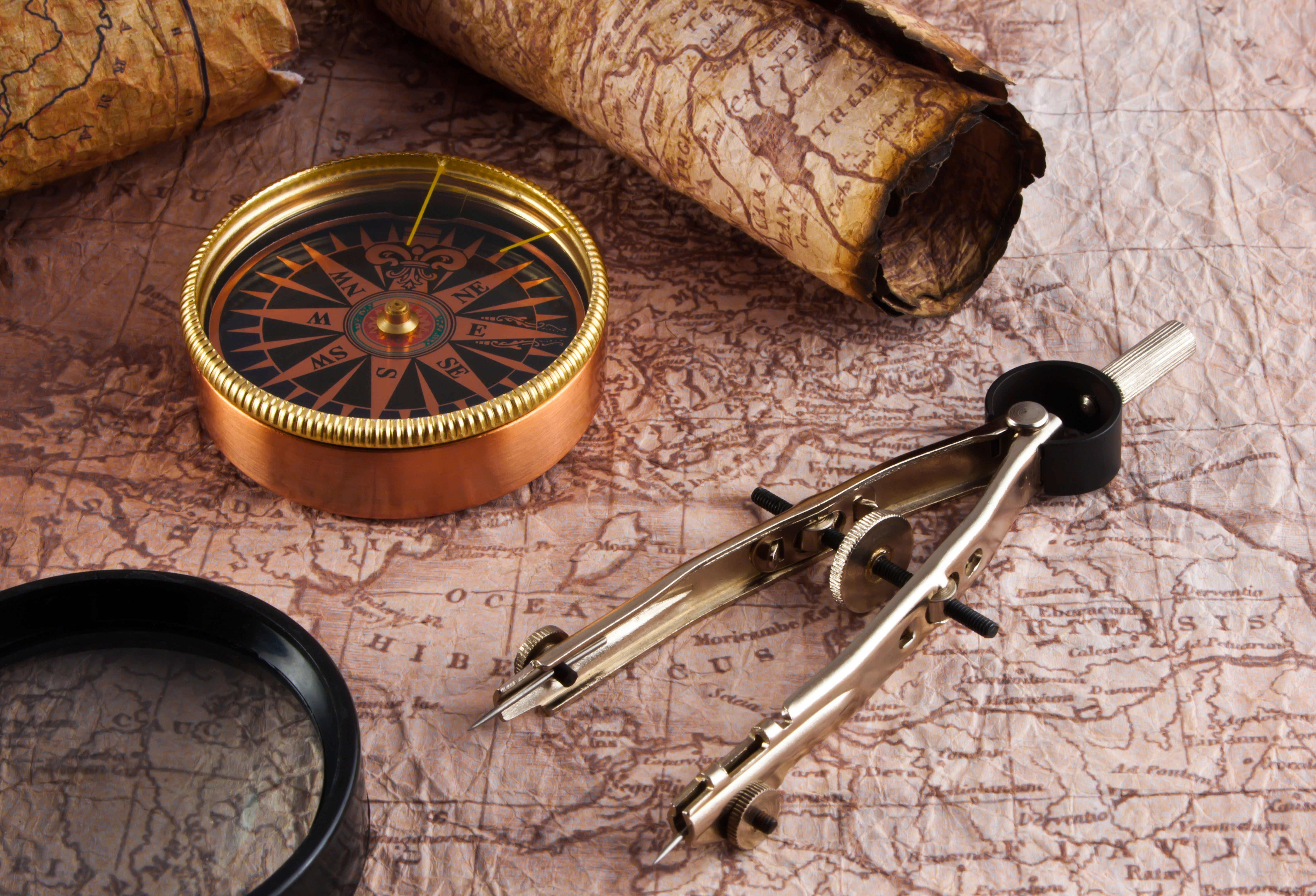 Navigation Map And Compass Hd 1 God Sees Everything
