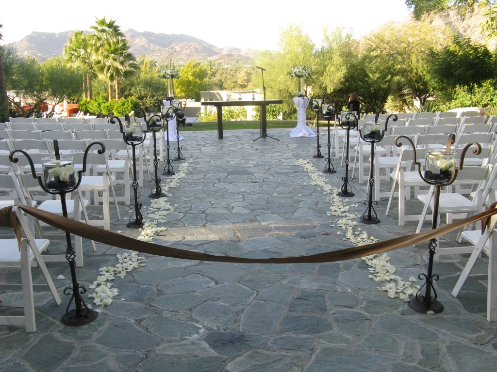Weddings At The Sanctuary Scottsdale