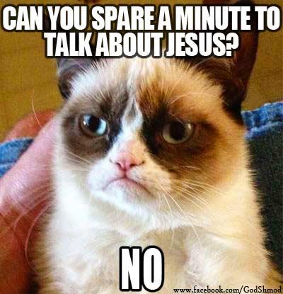 Talk About Jesus