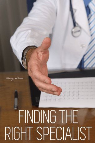 Infertility - Finding A Specialist - Finding the Right Specialist 1