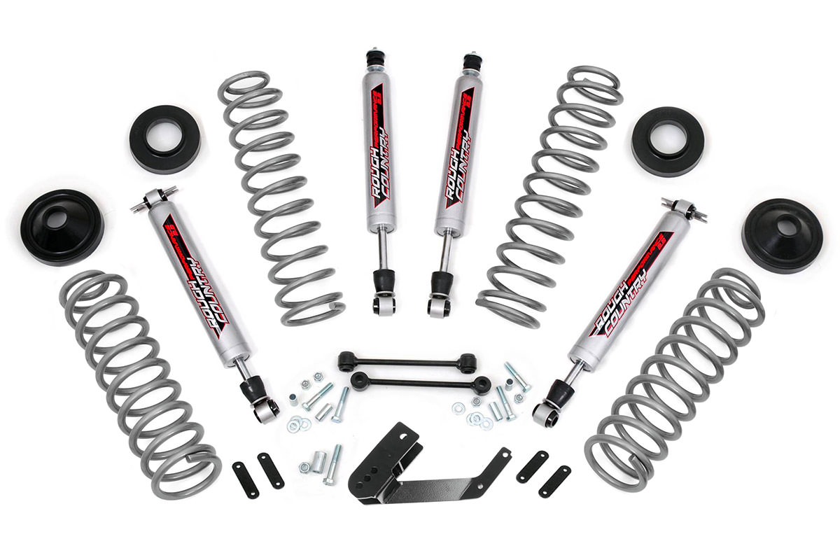 Rough Coutry 3.25-inch Suspension Lift System PERF693