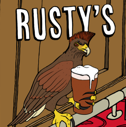 Rustys English Bitter 4.4%