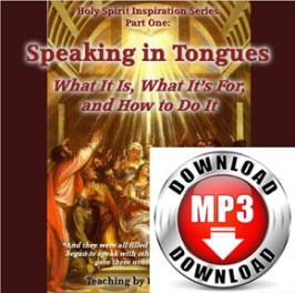 Speaking in Tongues mp3 Download