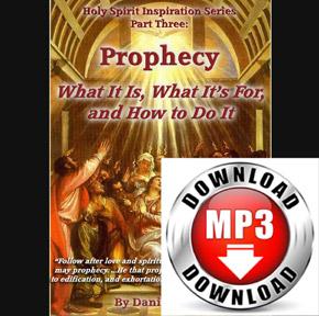 Manifestation of Prophecy Audio Sermon MP3 Download