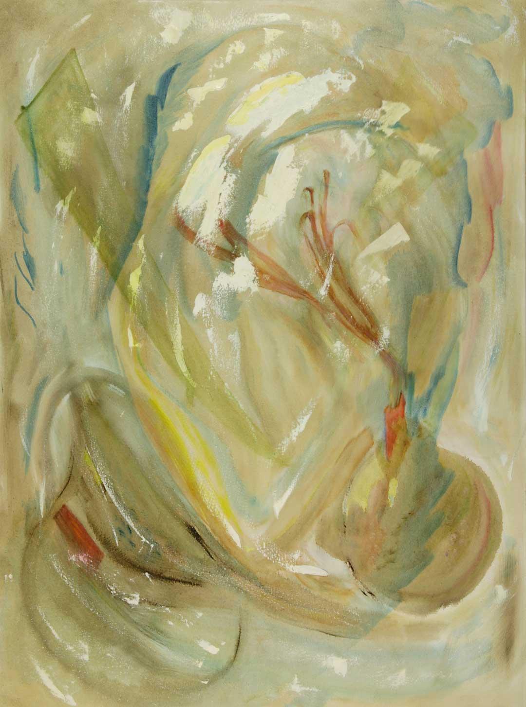 God's Work - Weeping Woman - Karen Wolfram