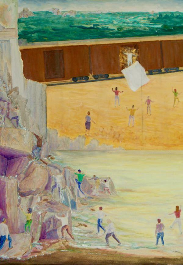 God's Work - They Did Not Listen - Karen Wolfram