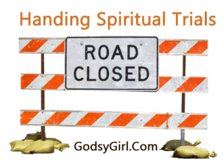 Tips to handle spiritual trials
