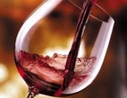 Barbaresco, vin i glass