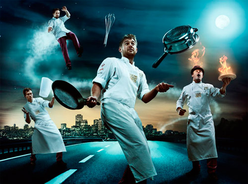 Flying Culinary Circus  kommer til Tromsø