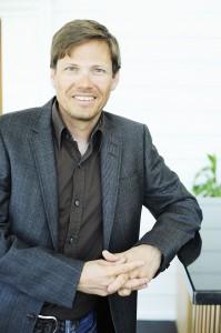 Daglig leder Morten Robberstad
