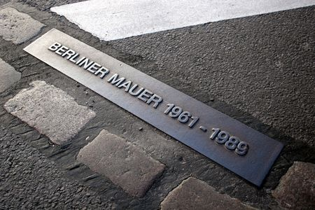 Berlinmauer symbol