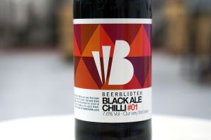 Beerbliotek-Black-Ale-Chilli-Label