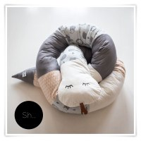 Oppskrift: Sy sengeslange | DIY