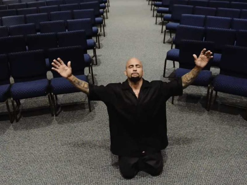 Notorious Gang Leader Becomes On-fire Preacher