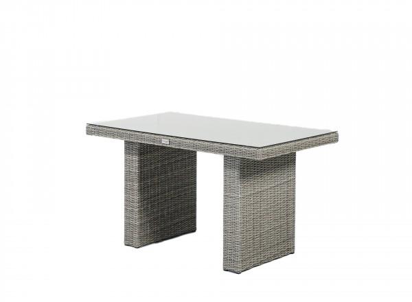 Tierra Outdoor  Fredo lounge hoge tafel weathered grey