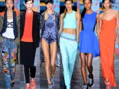 "DKNY, 25 años de ""SPORTY CHIC"" en la New York Fashion Week"