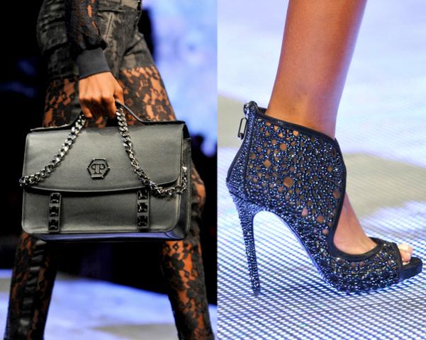Philipp-Plein-Los-Mejores-Bolsos-y-Zapatos-Primavera-Verano2014-Milan-Fashion-Week-godustyle