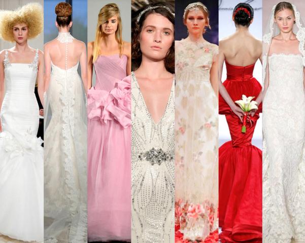 16 MEJORES COLECCIONES NOVIAS OTOÑO-INVIERNO 2013/2014 | NEW YORK BRIDAL WEEK