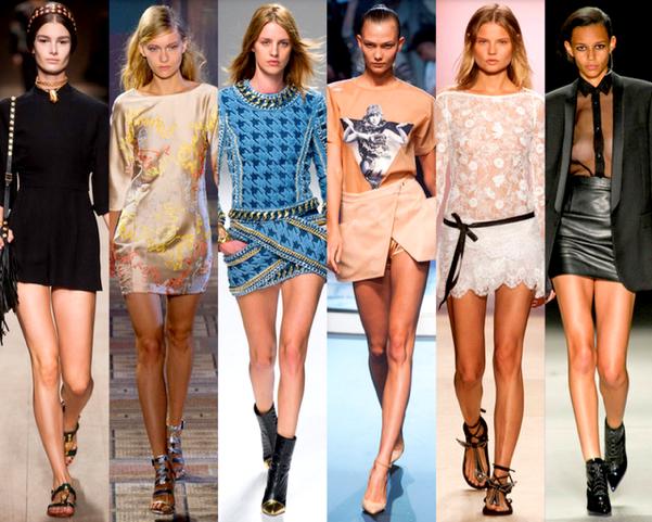 Piernas-al-Descubierto-Top-10-Tendencias-Paris-Fashion-Week-Primavera-Verano2014-godustyle