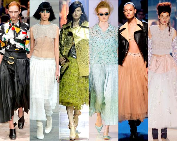 Recatadas-Faldas-Top-10-Tendencias-Paris-Fashion-Week-Primavera-Verano2014-godustyle