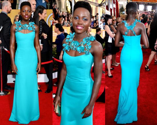 Lupita-Nyongo-Las-Mejor-Vestidas-de-los-2014-SAG-Awards-godustyle