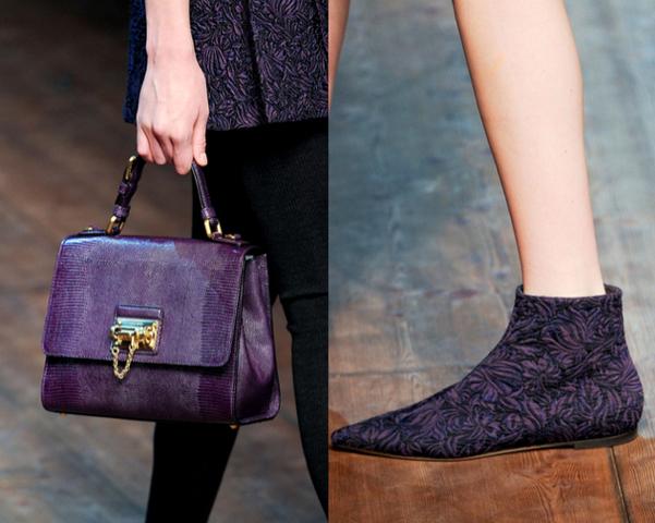 Dolce-Gabbanna3-Otoño-Invierno2014-2015-MFW-Top-Mejores-Zapatos-Bolsos-godustyle