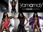Naomi Campbell para Yamamay