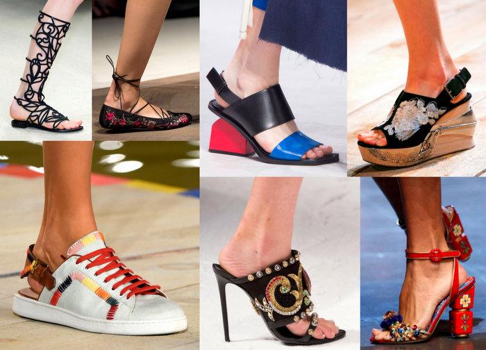 16ac2a0f81 7 Zapatos de Tendencia Primavera-Verano 2016