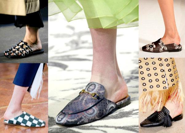 Slippers Primavera-Verano 2016