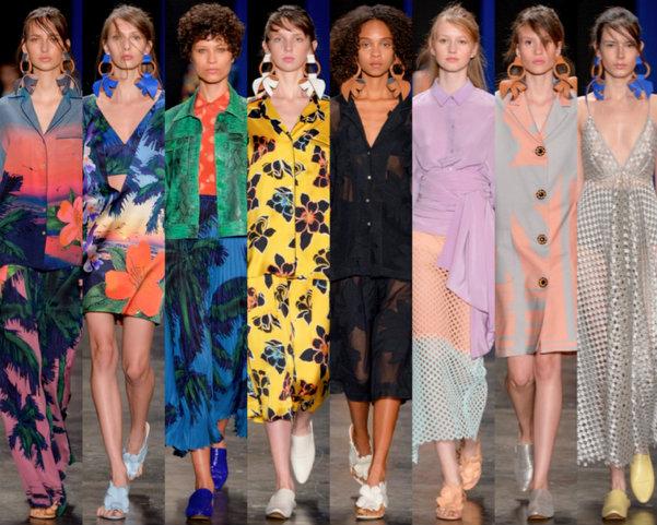 A. Brand Verano 2017 Sao Paulo Fashion Week Verano 2017