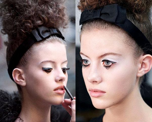 Chanel-Top-Beauty-Look-Couture-Otono-2016-godustyle