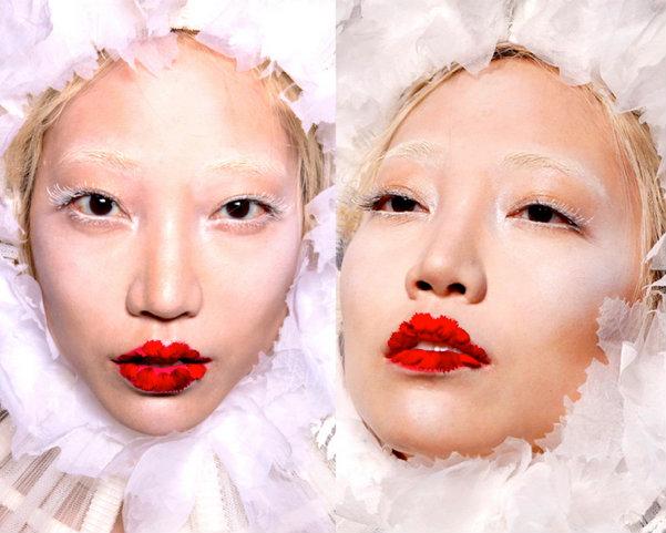 Jean-Paul-Gaultier-Top-Beauty-Look5-Couture-Otono-2016-godustyle