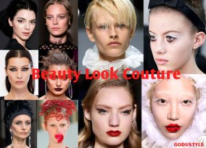 """Top """"Beauty Look"""" Couture Otoño 2016"""