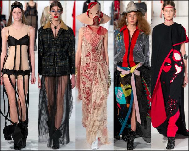 maison margiela, haute couture, spring 2017, maison margiela couture, maison margiela spring 2017